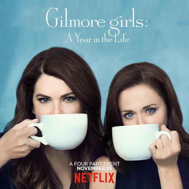 9. Gilmore Girls