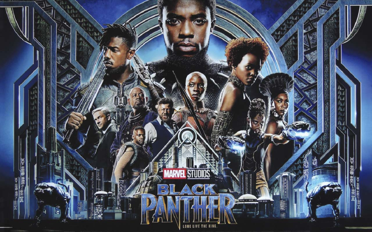 Black Panther claws way into box office - The Clackamas Print